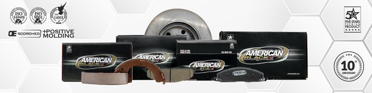 American Black - Catalog